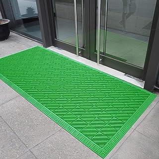 LXF School Bank Hote Entrance Mat for Winter Snow, Indoor/Outdoor Heavy Duty Non-Slip Commercial-Grade Doormat, Easy to Cl...