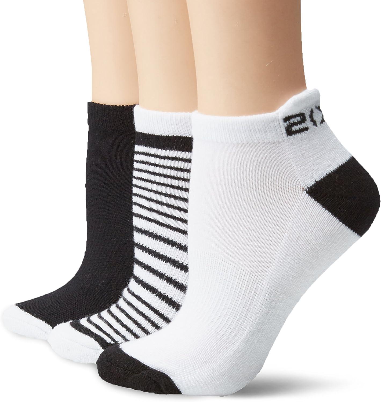 2 x ist Women's Ladies Athletic Fashion Dealing full price reduction 3 Pack Kansas City Mall Socks