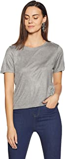 VERO MODA Women's Plain Loose Fit Shirt