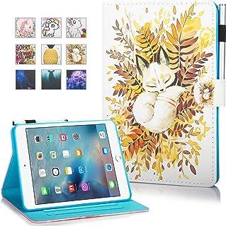 MOKASE iPad 9.7 Inch 2018 2017 Case, iPad Air/Air 2 Case, MOKASE PU Leather Card Slot Kickstand Case Cover with Smart Auto...