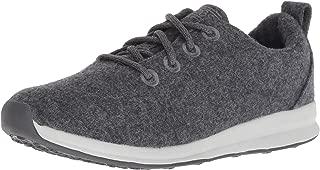 BOBS Women's Bobs Phresh-Lil Flash. Boiled Wool Oxford W Memory Foam Sneaker