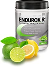 PacificHealth Endurox R4, All Natural Post Workout Recovery Drink Mix with Protein, Carbs, Electrolytes and Antioxidants for Superior Muscle Recovery, Net Wt. 2.29 lb, 14 Serving (Lemon Lime)