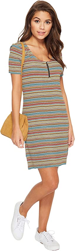 RVCA Zip It Dress