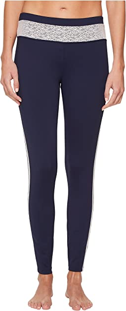 Ivanka Trump Active Pull-On Color Block Pants