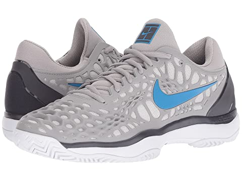 Nike Zoom Cage 3 HC at Zappos.com d2a6afa37bd0