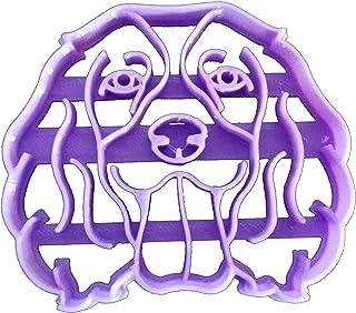 Cookie cutter cocker dog