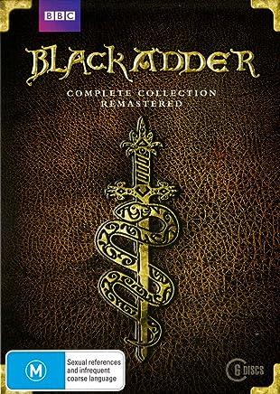 Black Adder Complete Coll Remastered