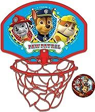 Paw Patrol Toys; Over The Door Basketball Hoop and Net Indoor Set for Kids