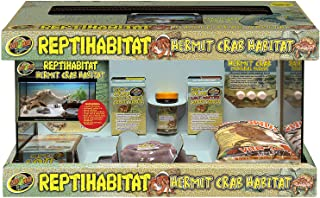 Best zoo med reptihabitat hermit crab kit 10-gallon Reviews