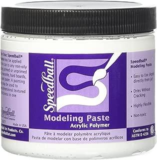 Speedball 16-Ounce Modeling Paste, Pint