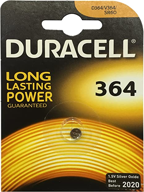 Duracell Knopfzelle Silberoxid Uhrenbatterien Kamera