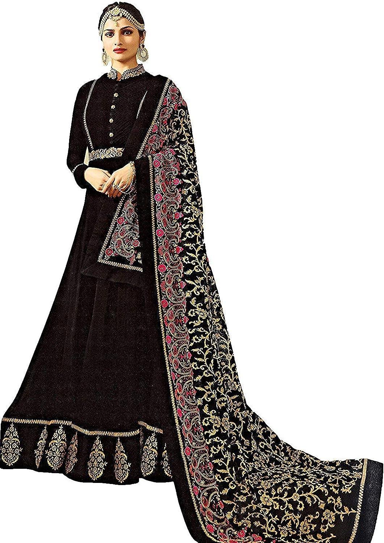 Stylishfashion Anarkali Kurti Women's Anarkali Salwar Kameez Designer Indian Dress Ethnic Party
