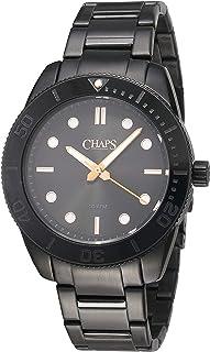 Reloj Chaps Bransen para Hombres 42mm, pulsera de Acero Inox
