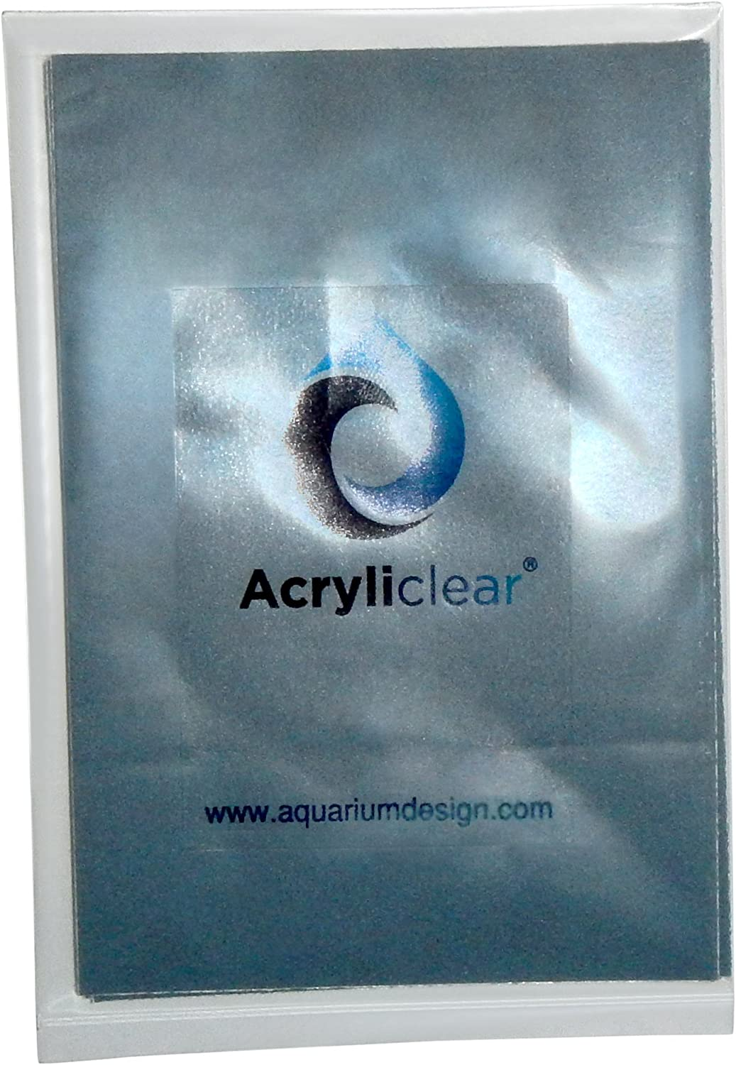 Acryliclear Silicone Carbide Self Stick, 1200 Grit