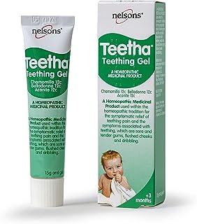Nelsons Teetha Teething Gel, 15 g