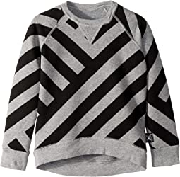 Striped Sweatshirt (Toddler/Little Kids)