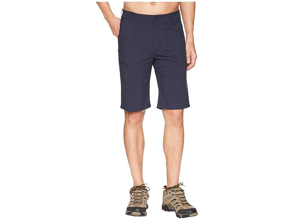 Mountain Hardwear Hardwear APtm Shorts (Dark Zinc) Men