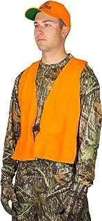 Hunters Specialties Magnum Safety Hunting Vest, Blaze Orange
