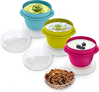 Best rubbermaid takealongs snack & go food containers Reviews