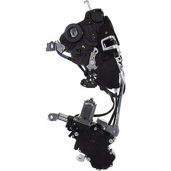 Door Lock Assembly-Actuator Motor Front Right Aisin DLT-084