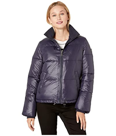 UGG Izzie Puffer Jacket Nylon (Navy) Women