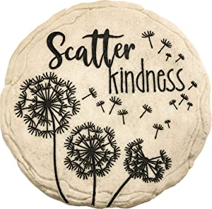 Spoontiques, Inc 13333 Scatter Kindness Stepping Stone