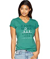 Camp More Crusher Vee T-Shirt