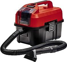 Einhell 2347160 Aspirador seco-húmedo, Rojo, Negro