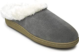 Hush Puppies Women's Cailyn Clog Slippers,10, M, Grey