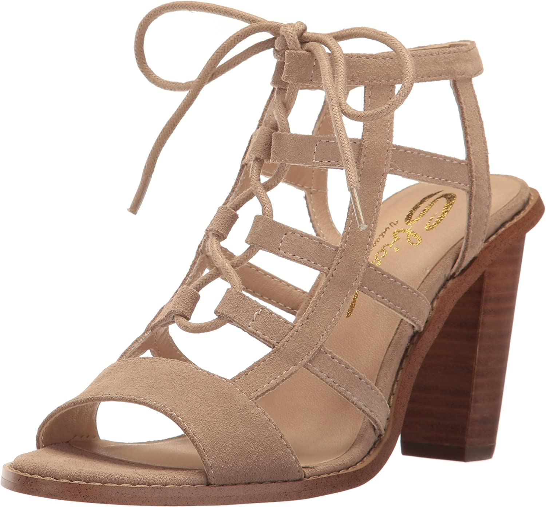 Sbicca Womens Sanni Heeled Sandal