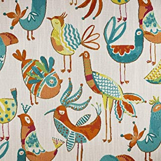 eLuxurySupply Fabric by The Yard - 100% Polyester Upholstery Sewing Fabrics - Chick Magnet Pattern - Sample Swatch