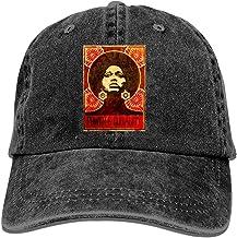 Gorra de béisbol Angela Davis Póster Cowboy Sombreros para hombres mujeres Papá, Deportes Gorras de béisbol