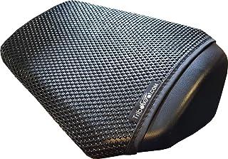 Cubierta TRIBOSEAT para Asiento Antideslizante Accesorio Personalizado Negro Compatible con Aprilia Dorsoduro 750 2008-2016