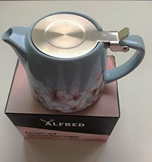 Best ceramic and stainless steel teapot alfred Reviews