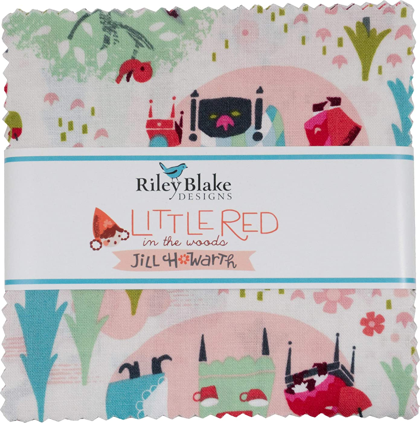 Jill Howarth Little Red in The Woods 5