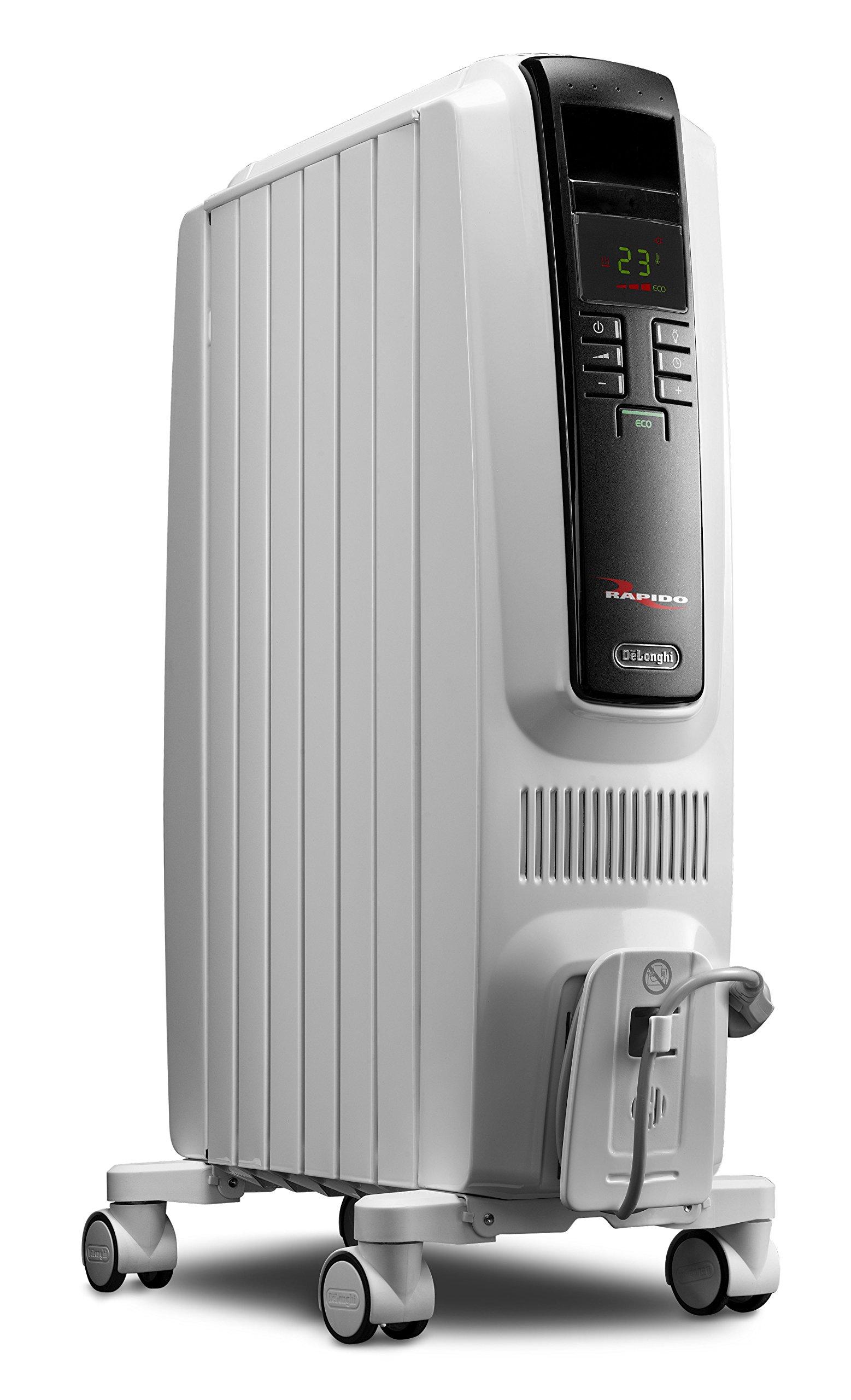 DeLonghi TRD40615E Full Radiant Heater