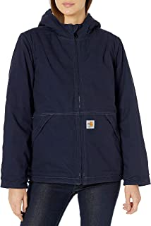 Flame Resistant Womens Full Swing Quick Duck Jacket
