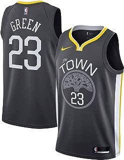 Nike Draymond Green Golden State Warriors NBA Youth 8-20 The Town Statement Edition Black Alternate Swingman Jersey