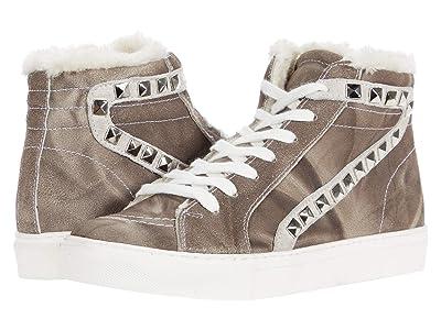 Steve Madden Tracey-F Sneaker (Grey Multi) Women