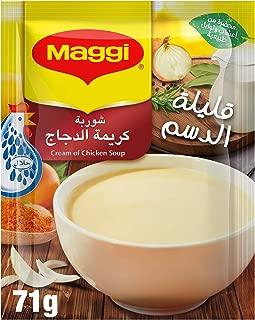 Maggi Cream of Chicken Soup Sachet, 71 gm