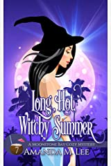 Long, Hot, Witchy Summer (A Moonstone Bay Cozy Mystery Book 7) (English Edition) Format Kindle