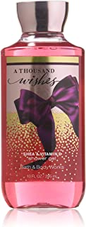 Bath & Body Works, Signature Collection Shower Gel, A Thousand Wishes, 10 Ounce