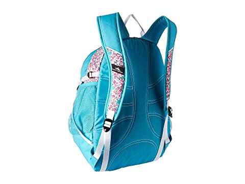 Fat High Floral Mochila Teal Blanco Prairie Sierra Boy Tropic 57qRnxwA7r