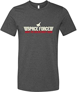 GunShowTees Men's Space Force Top Gun Shirt