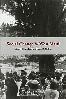 Social Change in West Maui