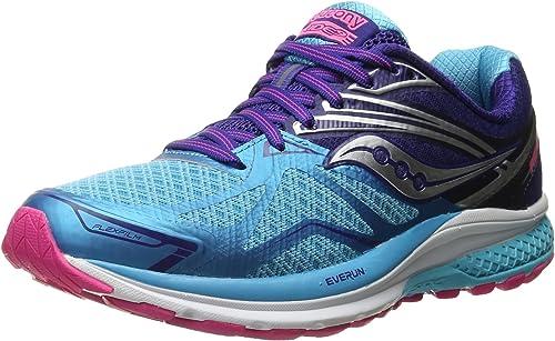 Saucony Saucony Wohommes Ride 9 FonctionneHommest chaussures, Navy bleu rose, 7.5 W US  les clients d'abord la réputation d'abord