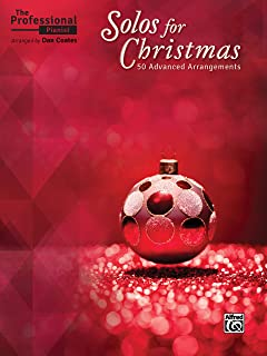 Professional Piano Solos for Christmas
