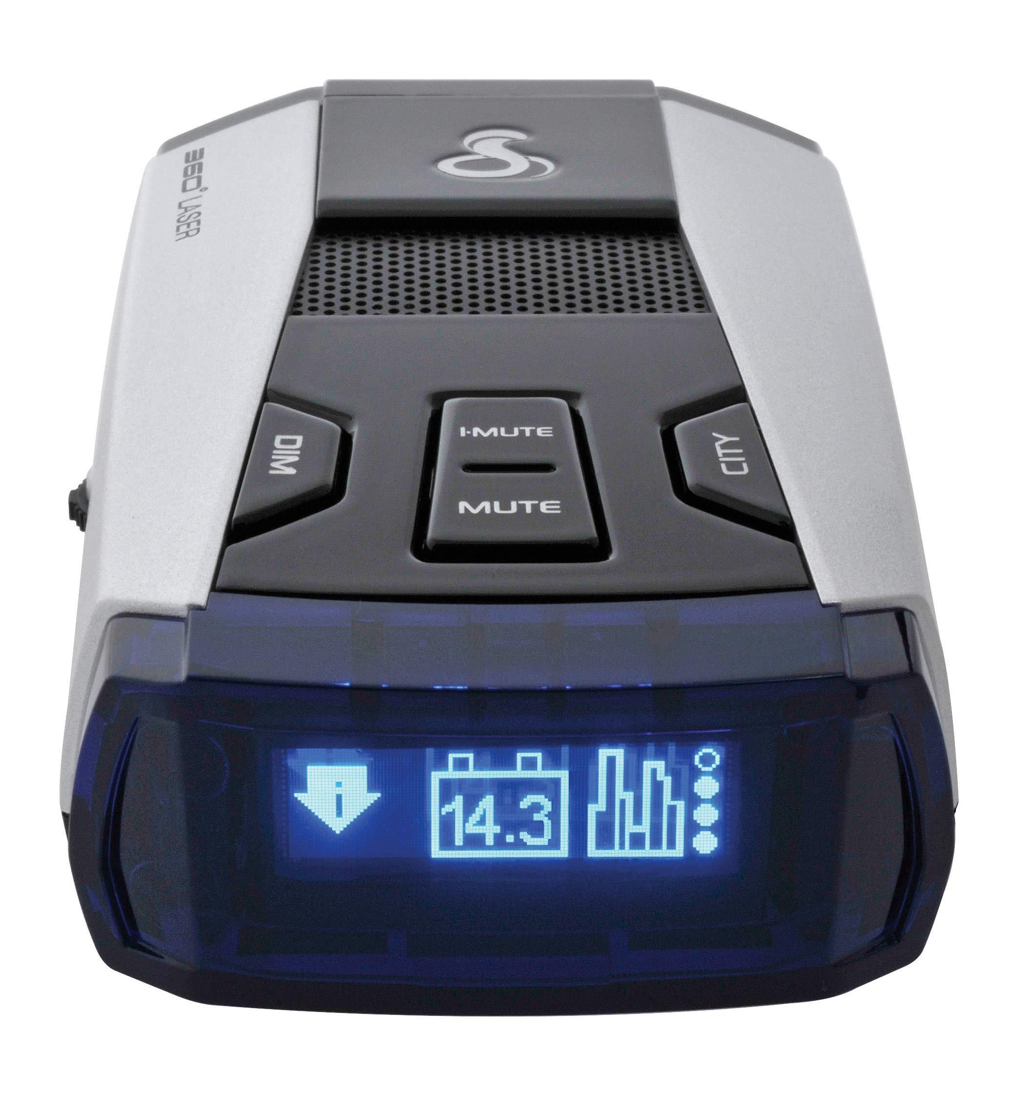 Cobra SPX6655IVT Instant Protection IntelliShield