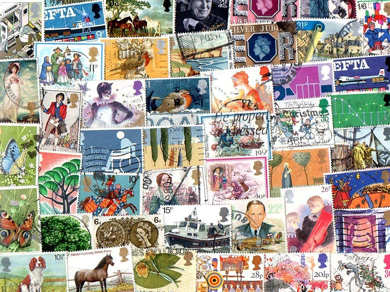 Venta barata Pghstamps Pghstamps Pghstamps GB Alto Valor Grande & Conmemorativos 1000 Colección de Diferentes Sellos para coleccionistas  Felices compras