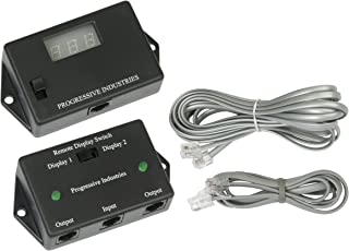 Progressive Industries 30 Amp and 50 Amp Portable and Hardwired Surge Protectors